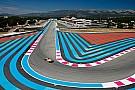GP de France de F1 :