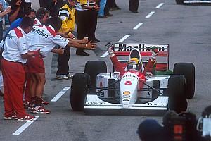 Формула 1 Ностальгія Галерея: остання перемога Айртона Сенни в Ф1