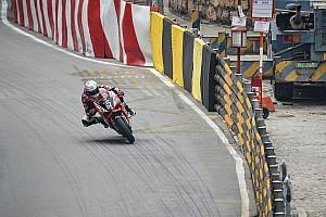 Straßenrennen Qualifyingbericht Macao Motorcycle GP 2017: Irwin mit provisorischer Pole