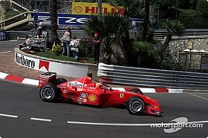 F1 Noticias de última hora El último coche ganador de Schumacher en Mónaco se vendió por 7.5 millones