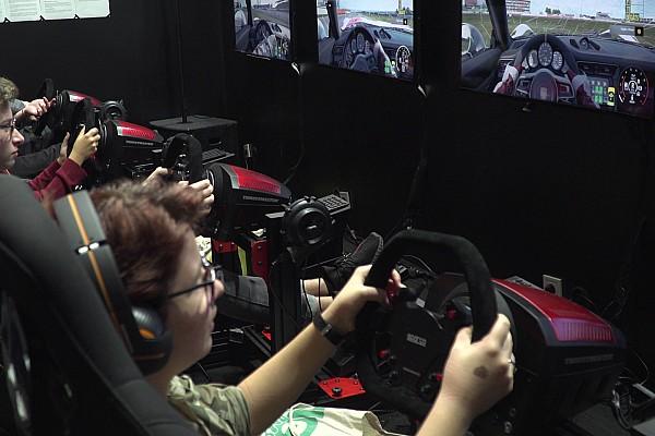 Jeux Video Contenu spécial Vidéo - L'évolution du simracing avec Thrustmaster