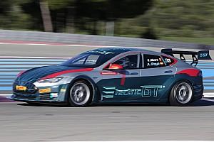 EGT Nieuws Electric GT Championship kondigt eerste team aan