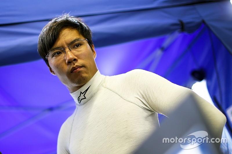 Ma reserverijder bij Formule E-team NIO