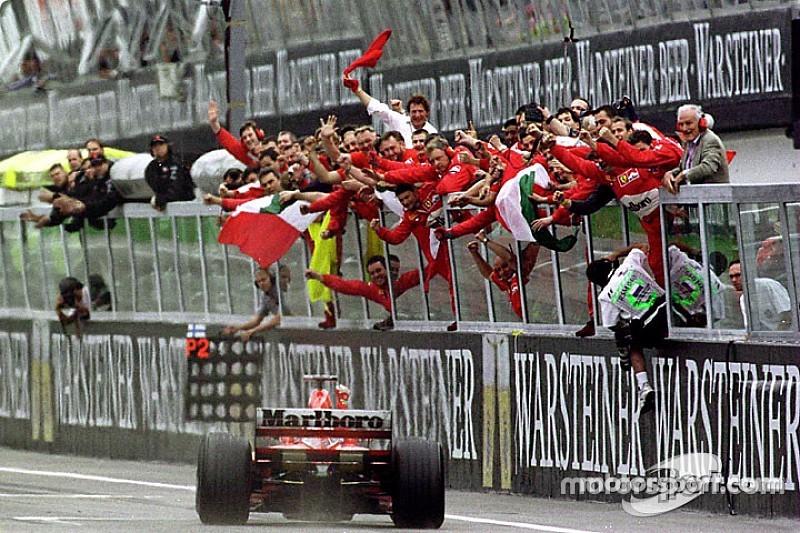 Todt: Schumacher, Ferrari'yle ilk şampiyonluğunun ardından hızından şüphe etti