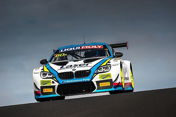 Glock ve Eng Bathurst yarışında BMW ile yarışacak