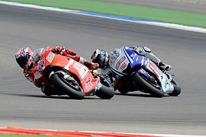 """MotoGP 速報ニュース 「ロレンソはストーナーほど""""本能的""""ではない」と担当エンジニア語る"""