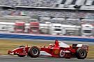 Ferrari F2004, 2018 Autosport Uluslararası Şov'da ortaya çıkacak