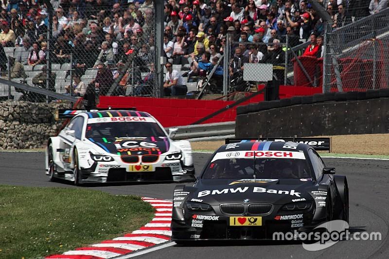 """Competir en Gran Bretaña era una """"obligación"""" para el DTM, dice Berger"""