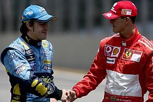 Fórmula 1 Noticias A Newey le habría gustado compartir equipo con Alonso y Schumacher