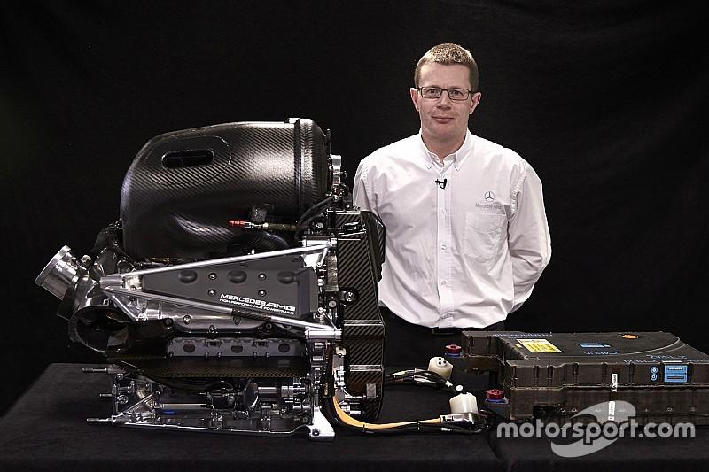 """""""Ziemlich brandneu"""": Mercedes will bei Motor 2018 zulegen"""