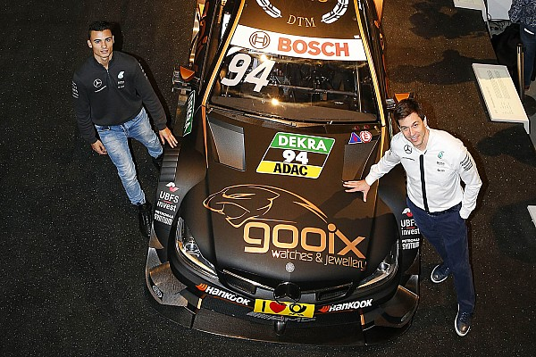 Формула 1 Новость Вольф пообещал Верляйну сохранить поддержку Mercedes