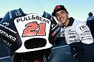 Bagnaia dalam pembicaraan dengan Pramac Racing