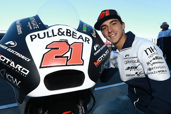 Pramac Bagnaia ile 2019 MotoGP koltuğu için görüşüyor