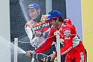 MotoGP Capirossi ziet geen potentiële opvolger van Rossi