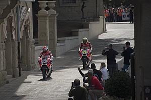 MotoGP Важливі новини У MotoGP запланували провести гонку в центрі міста