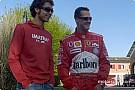 «Шумахер был изумлен». Тесты Росси в Ferrari в воспоминаниях очевидца