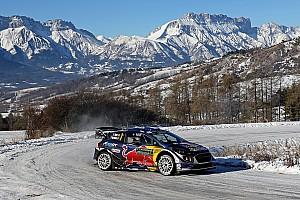WRC Vorschau WRC Rallye Monte Carlo: Zeitplan, Route, Livestream