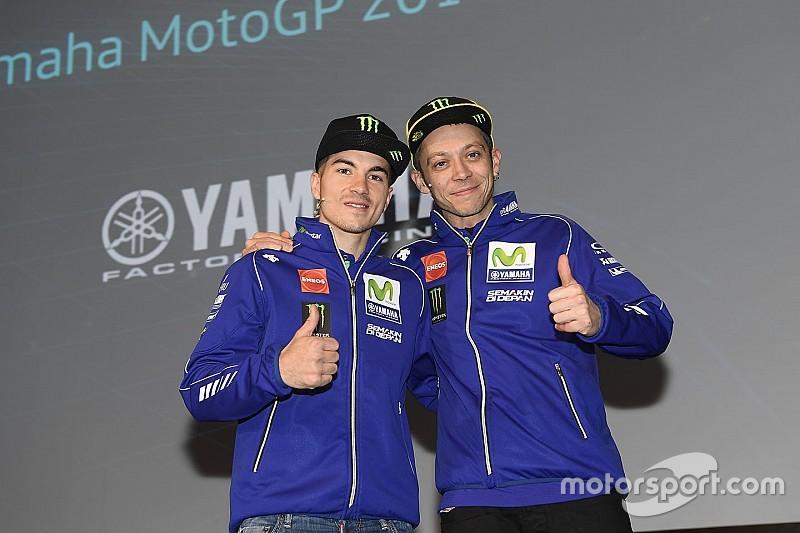 Sigue en vivo la presentación de la nueva Yamaha de MotoGP