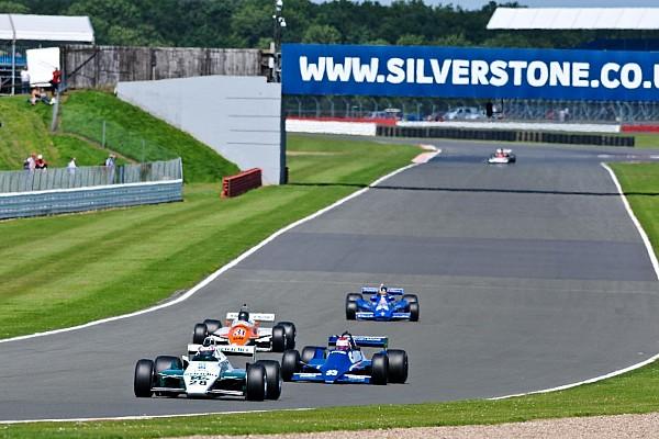 Гонки історичних машин Ф1 підтримають Гран Прі Великої Британії