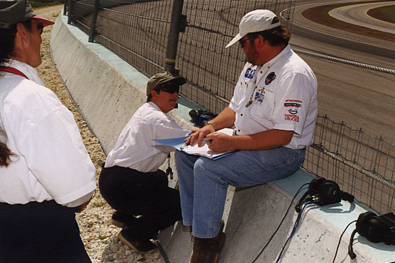 Indy Lights Course, stn3A Compte-rendu #1 - Lights actions