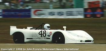 1969 Porsche 908 - Steve McQueen/Peter Revson (turn 5)