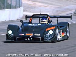1999 Audi R8R Le Mans Prototype