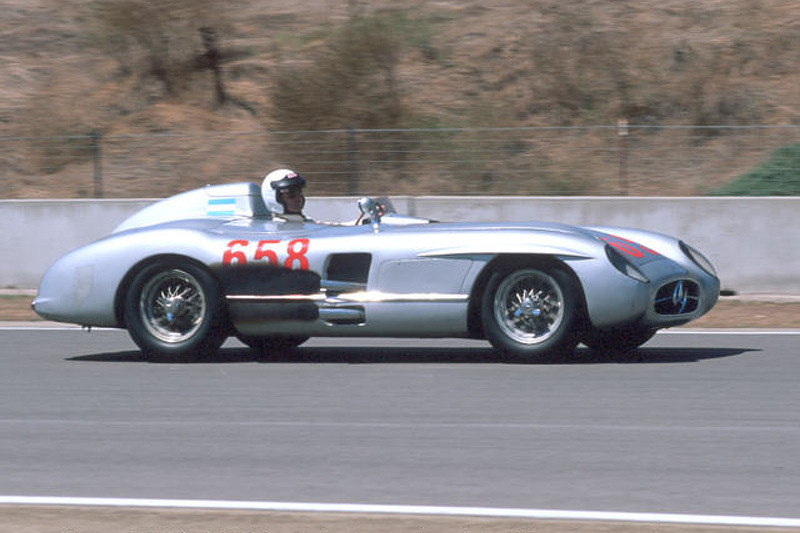 1955 Mercedes 300 SLR