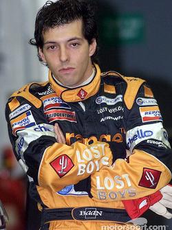 Reajustes en Silverstone: Gaston Mazzacane