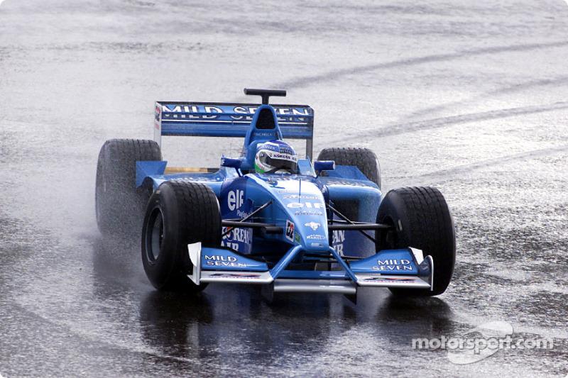 Giancarlo Fisichella - GP de Malasia 2001
