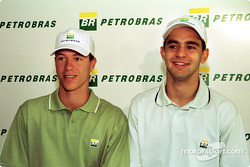 Ricardo Sperafico et Antonio Pizzonia, Petrobras