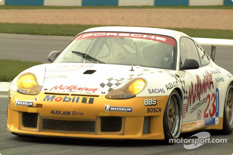 GT winner, Alex Job Racing's 911