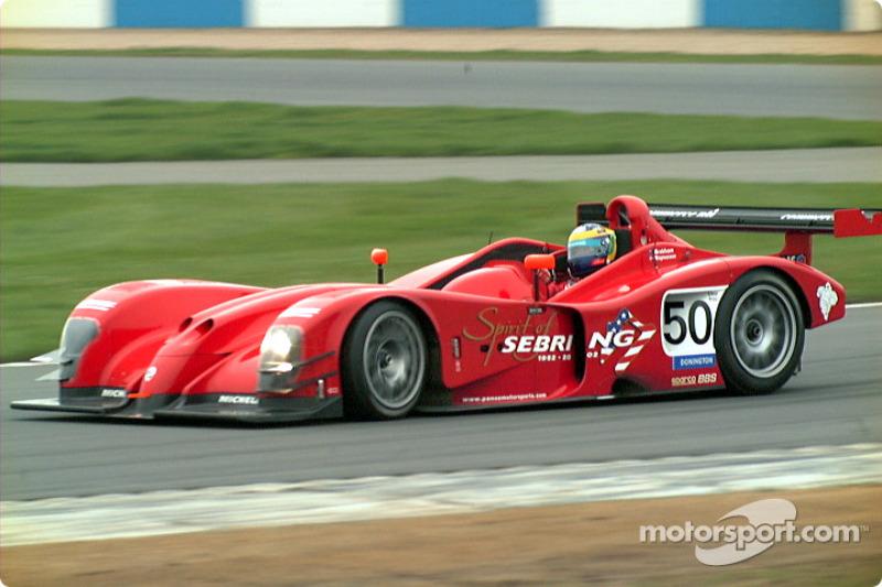 David Brabham through Red Gate corner