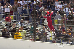 Helio Castroneves : Spiderman