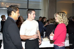 Cory Witherill y Casey Mears
