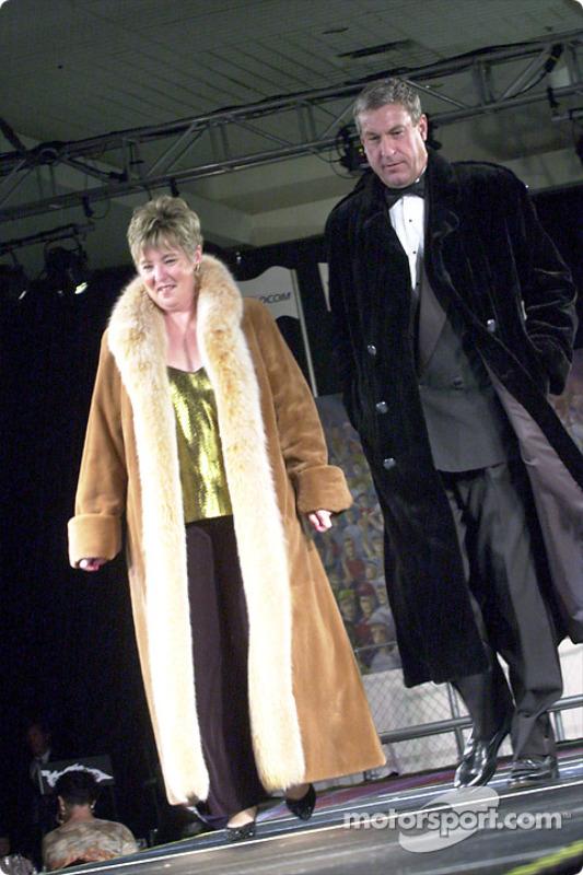 Bob and Pam Jenkins