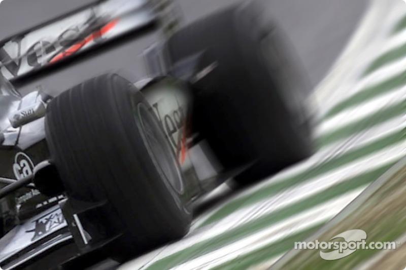 The McLaren waltz