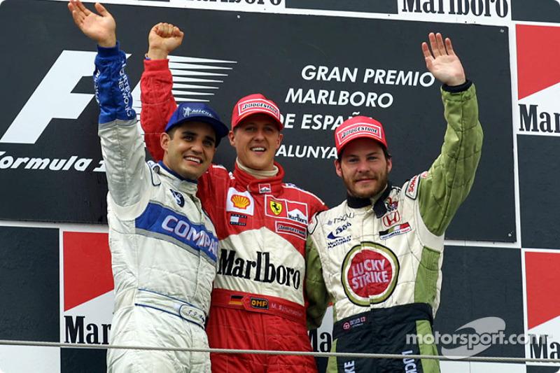 2001 İspanya GP