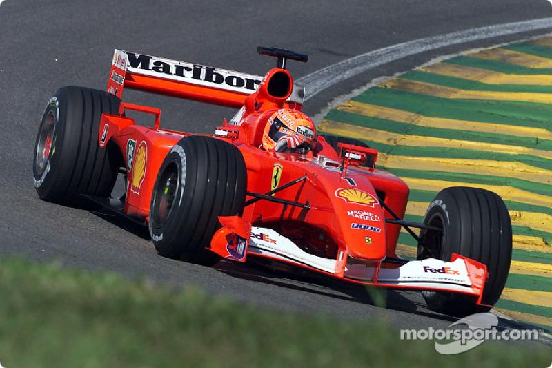 Гран При Бразилии 2001