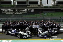 BMW-Williams team