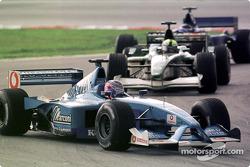 Jenson Button, Benetton