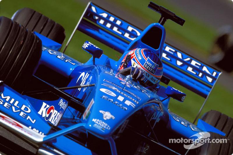 Jenson Button au GP d'Australie