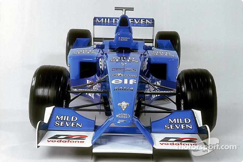 Benetton B201
