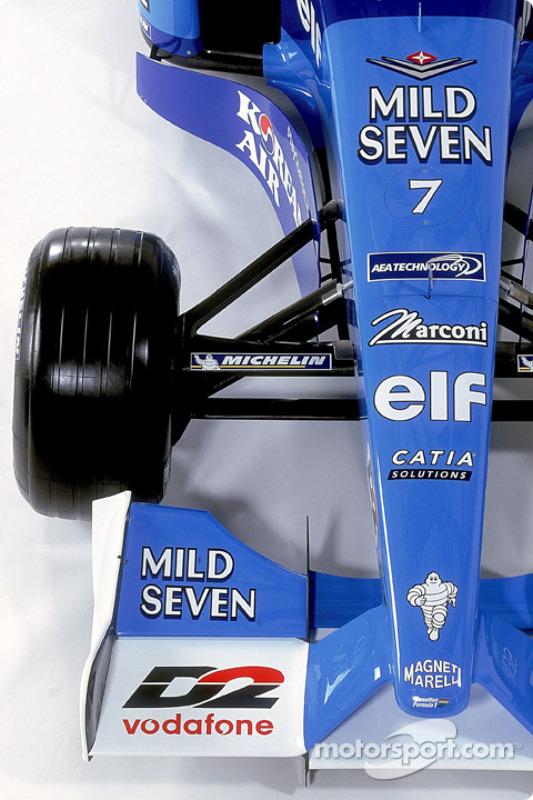The Benetton B203