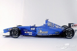 The new Benetton B201