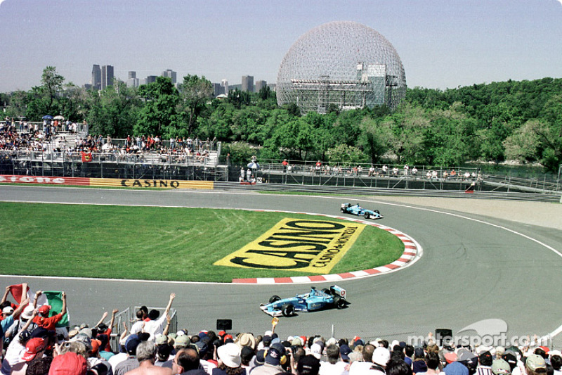 Benetton 2001: Benetton B201