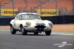 Vintage Jaguar XKE