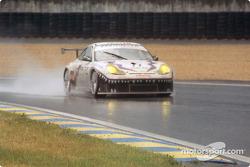 A Porsche 911 GT3R-S