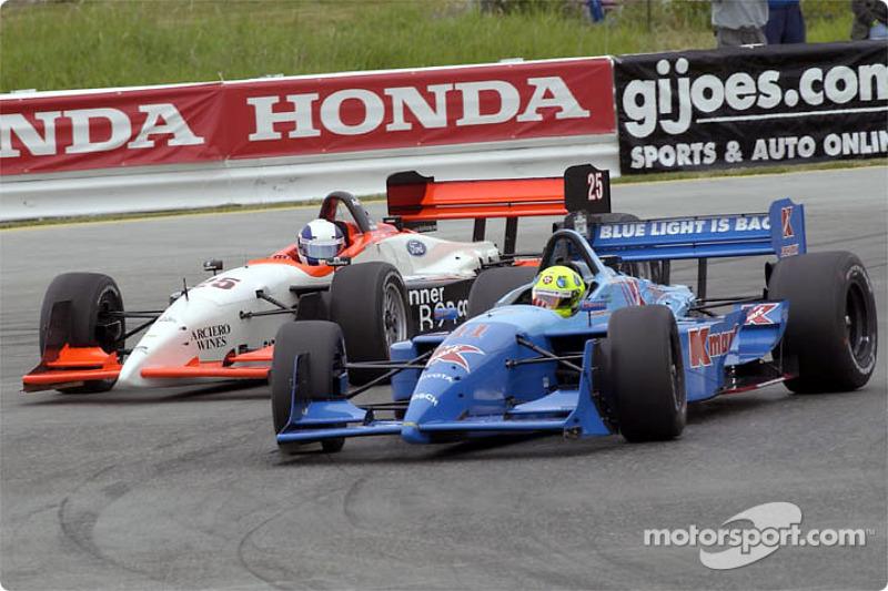 Max Wilson and Christian Fittipaldi