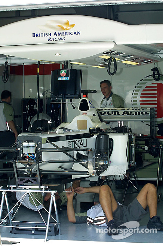 BAR garage