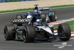 Fernando Alonso en Kimi Raikkonen